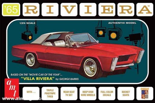 1965 Buick Rivière (George Barris)