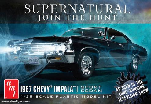 "1967 Chevy Impala ""Night Hunter"""