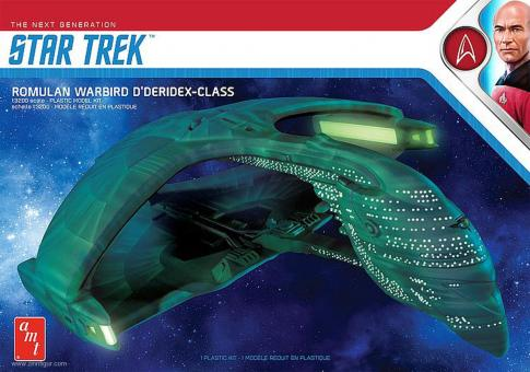 "Romulan Warbird ""Star Treck"" - D'deridex Klasse"
