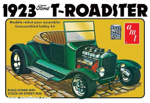 """1923 Ford T Roadster """"Hot-Rod"""""""