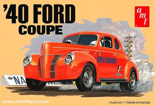 1940 Ford Coupe 2T