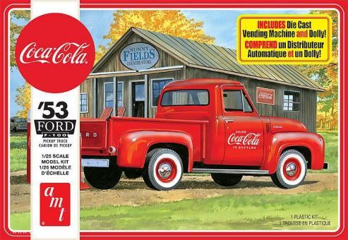 """1953 Ford Pickup """"Coca Cola"""""""