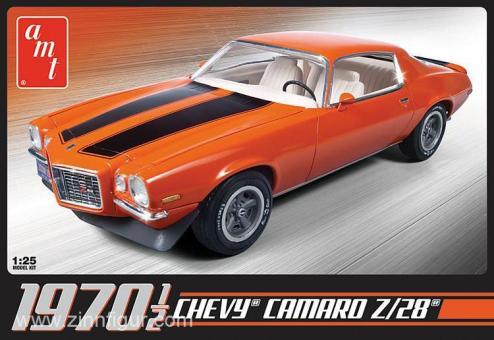 1970 1/2 Chevy Camaro Z/28