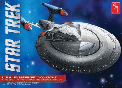 Star Trek USS Enterprise 1701-E