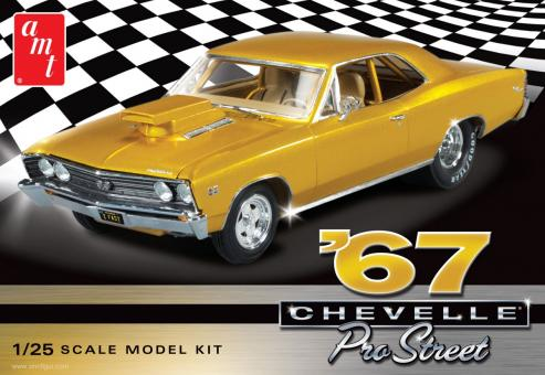1967 Chevy Chevelle ProStreet