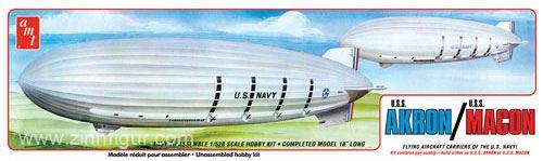 Marineluftschiff USS Akron / USS Macon