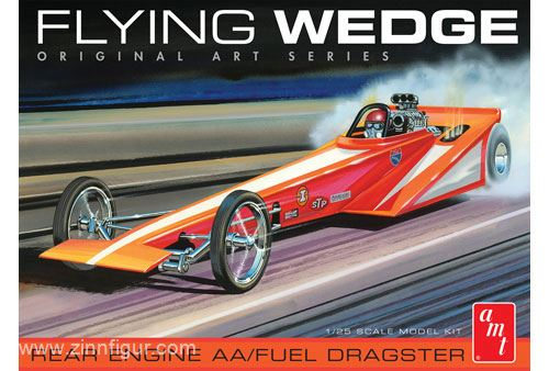Flying Wedge Dragster