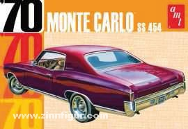 1970 Chevy Monte Carlo SS454
