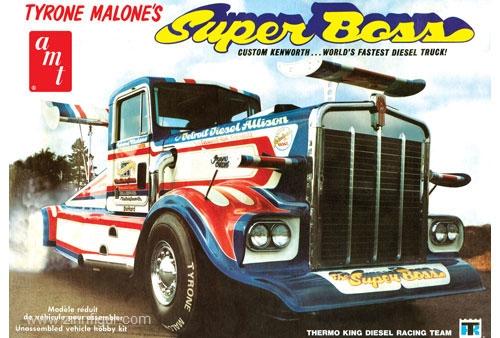 "Tyrone Malone's Kenworth ""Super Boss"""