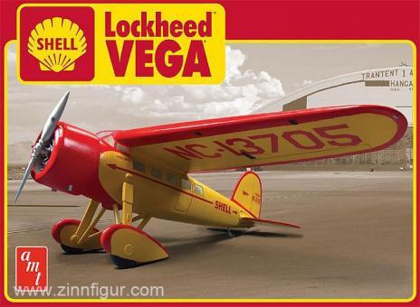 """Lockheed Vega """"Shell"""""""