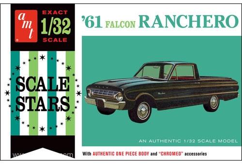 1961er Ford Ranchero