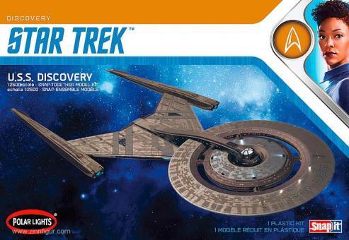"USS Discovery ""Star Trek"""