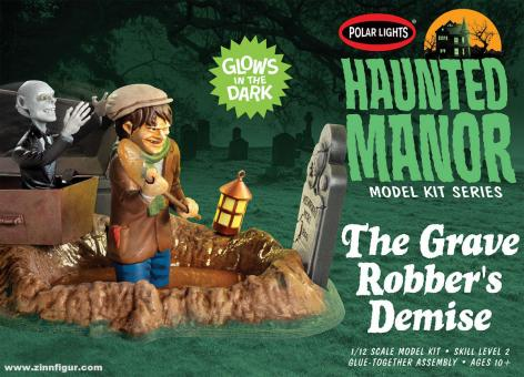 Tod des Grabräubers - Haunted Manor