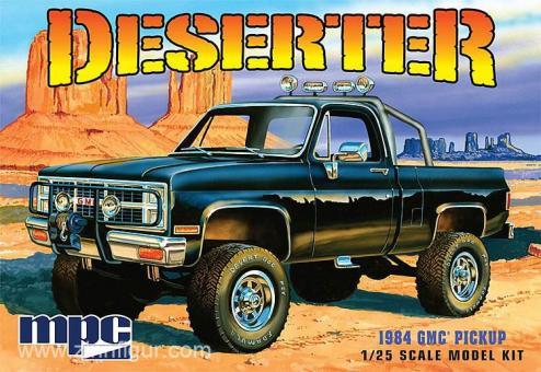 1984 GMC Pickup (weiß)