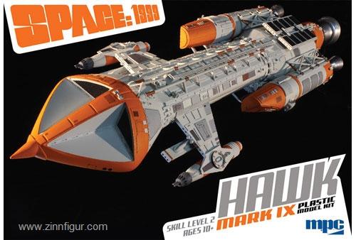 Space: 1999 Hawk IX