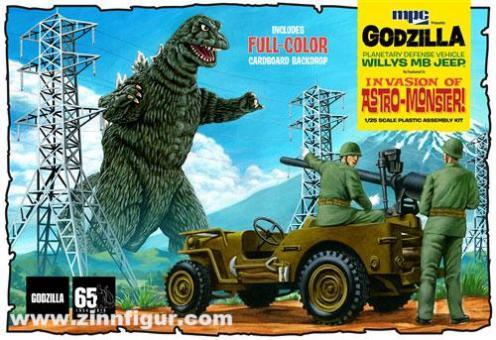 "Army Jeep ""Godzilla"""