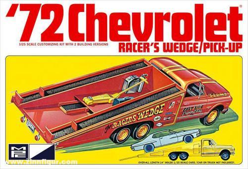 1972 Chevrolet Racer's Wedge Pick-up