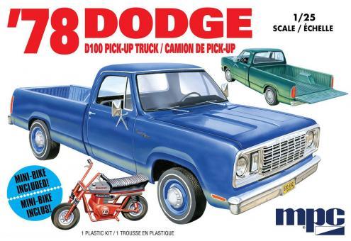 1978 Dodge D-100 Pick-Up