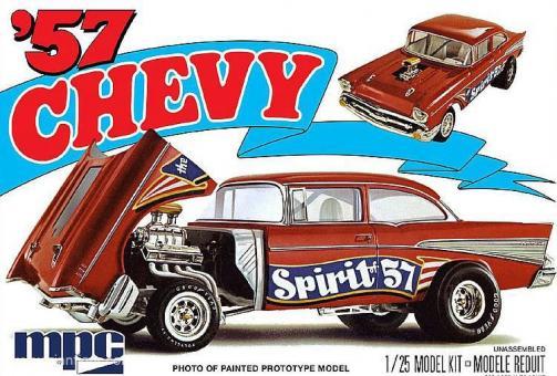 "1957 Chevy Flip Nose ""Spirit of 57"""
