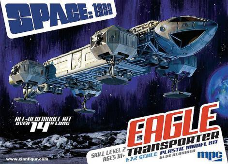 "Eagle Transporter ""Space:1999"""