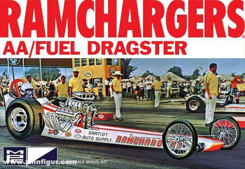 Ramchargers AA/Fuel Dragster
