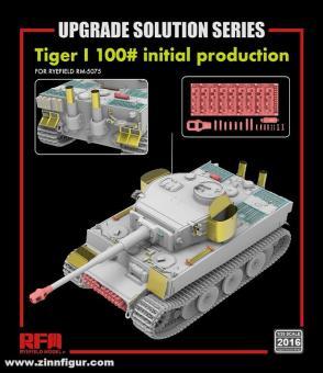 Tiger I 100# anfängliche Produktion Upgrade Set
