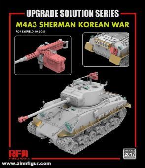 M4A3 76w hvss Sherman Upgrade Set