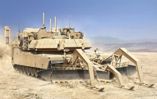 M1 Assault Breacher Vehicle