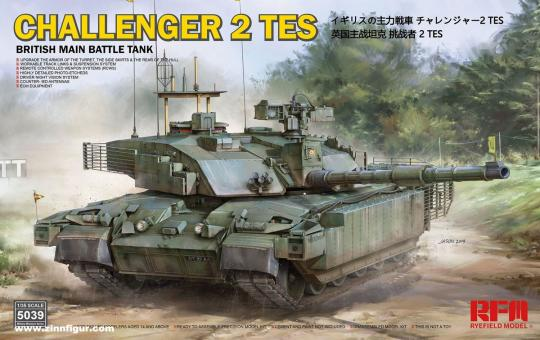 Challenger 2 TES