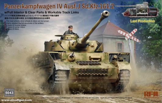 Pz.Kpfw.IV Ausf.J Letzte Produktion