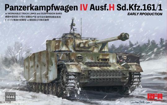 Panzer IV Ausf.H Sd.Kfz.161/1