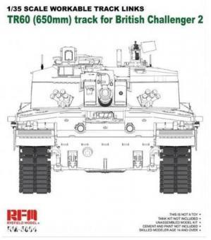 Challenger 2 TR60 Panzerketten