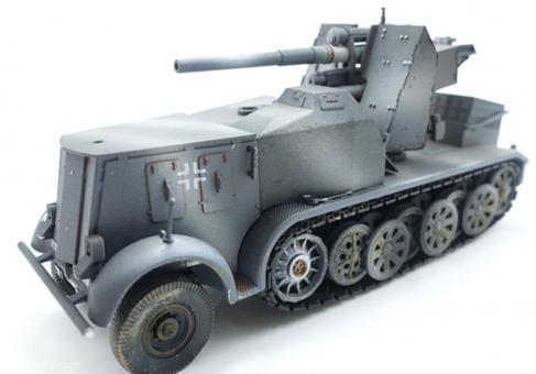 Sd.Kfz.8 DB9 Flak18 88mm