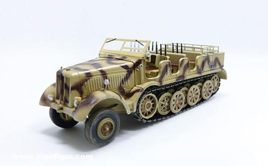 Sd.Kfz. 8 Schwerer Zugkraftwagen 8T