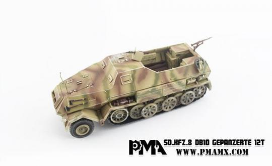 Sd.Kfz.8 DB10 gepanzert 12t