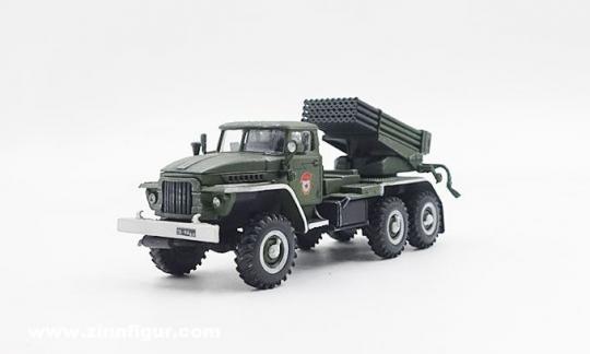 BM-21 Grad MLRS - 1970