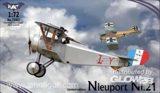 """Nieuport Ni.21 """"Frankreich"""""""