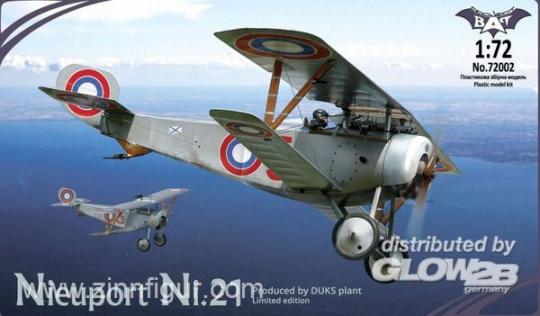 "Nieuport Ni.21 ""Russland"""