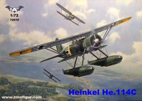 Heinkel He 114C Wasserflugzeug