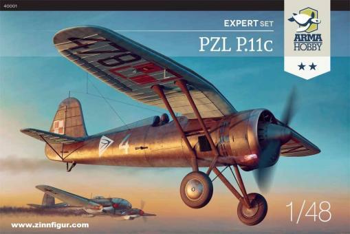 PZL P.11c - Expert Set