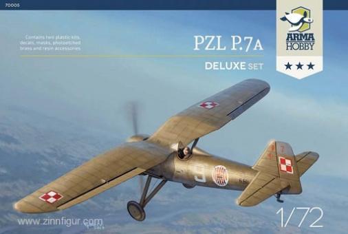 PZL P.7a - Deluxe Set