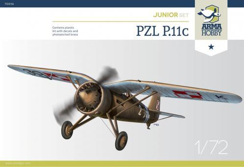PZL P.11c - Junior Set