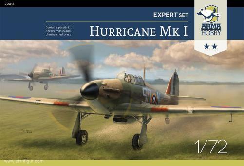 Hurricane Mk.I - Expert Set
