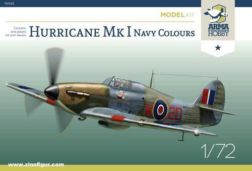 "Hurricane Mk.I ""Navy Colours"""
