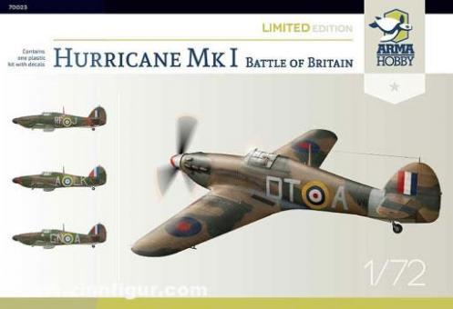 "Hurricane Mk.I ""Battle of Britain"" - Limited Edition"