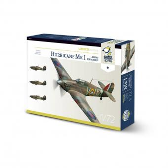"""Hurricane Mk.I """"Allied Squadrons"""" - Limited Edition"""