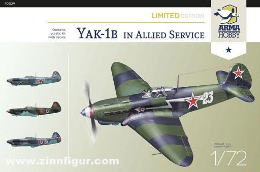 "Yak-1B ""Alliierte"" - Limited Edition"