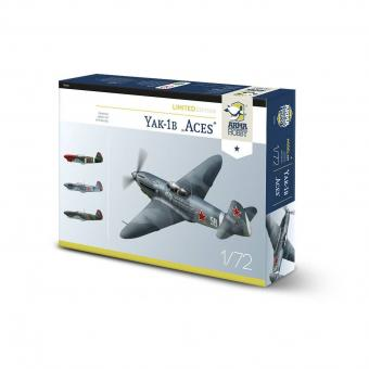 "Yak-1b ""Sowjetische Asse"" - Limited Edition"
