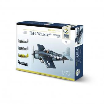 """FM-2 Wildcat """"Training Cats"""" - Limited Edition"""