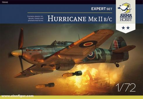 Hurricane Mk.IIb/c - Expert Set